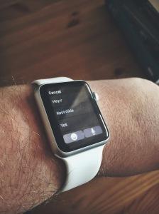 Apple Watch, hazır cevap bir saat.